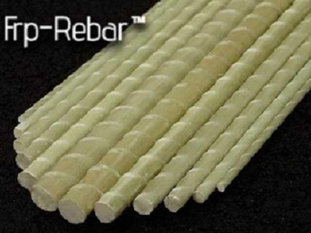 Арматура композитная стеклопластиковая Разного диаметра