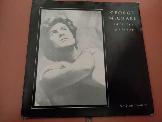 Disco Vinil George Michael- Careless Whisper