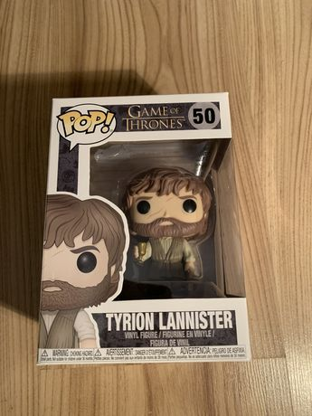 Figurka Funko Pop - Game of Thrones (Gra o tron): Tyrion Lannister nr