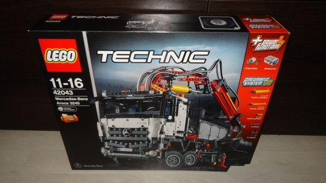 Klocki LEGO Technic 42043 Mercedes-Benz Arocs - NOWE