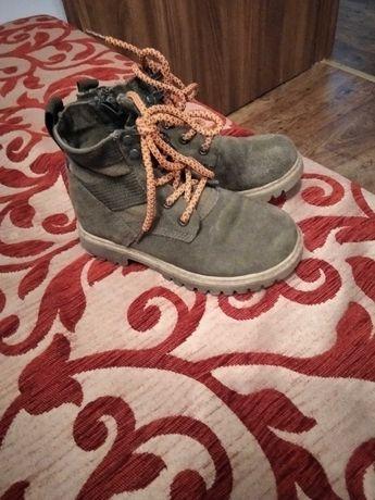 Buty traperki dzieciece
