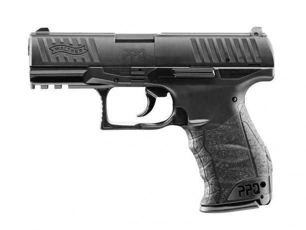 Pistolet wiatrówka Walther PPQ 4,5 mm BB CO2