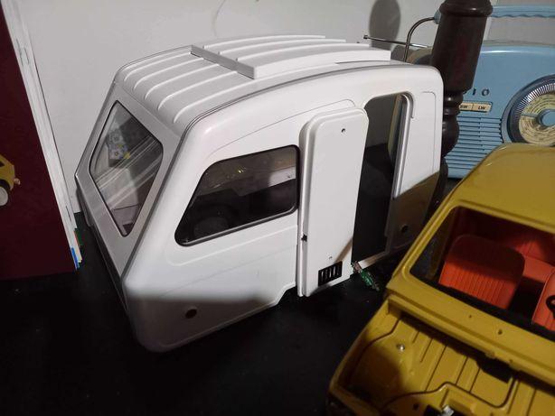 Maluch Fiat 126p 1:8 duzy