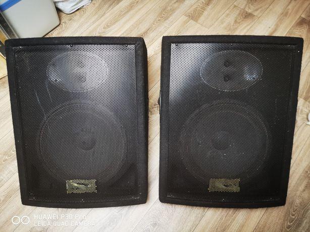 T.Box PA-M12 ECO monitor odsłuchowy plus wzmacniacz PIONEER i DVD