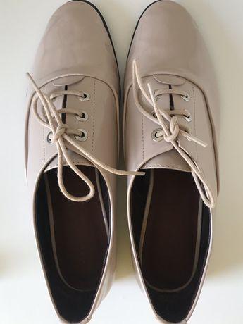 Туфли, лоферы Zara р.39