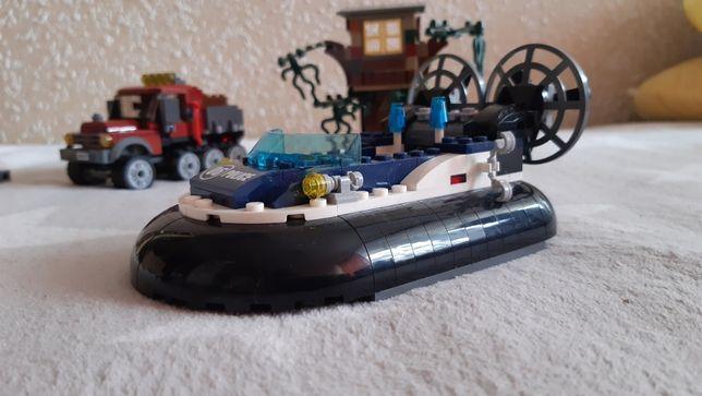 Lego City - Wielkie Zatrzymanie 60071 [Jak Nowe]