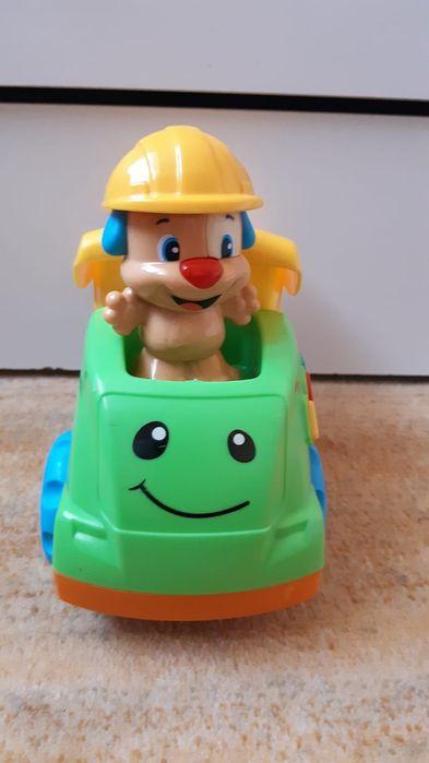 Fisher-Price, Wywrotka Szczeniaczka Uczniaczka, zabawka interaktywna Lubin - image 1