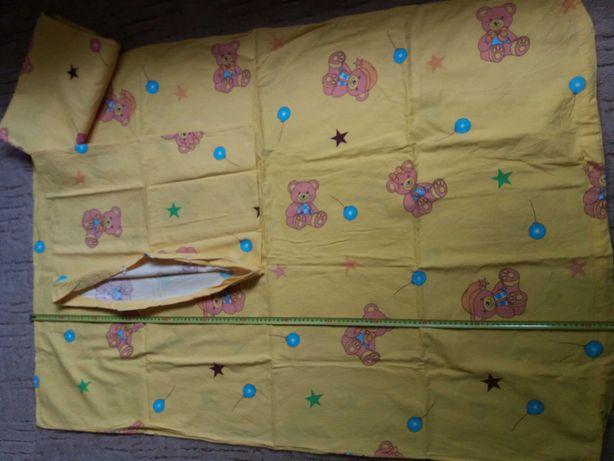 Pościel do łóżeczka dla dziecka 90x130 komplet