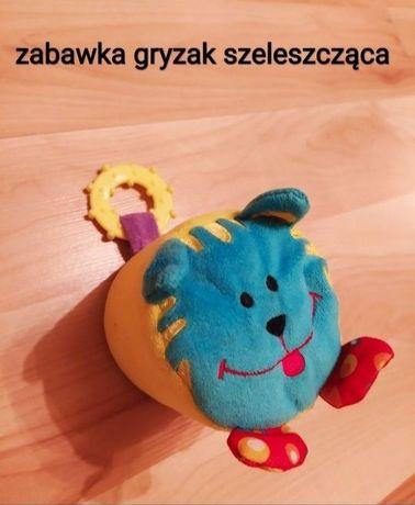 Zabawki sensoryczne dla niemowlaka 5 sztuk