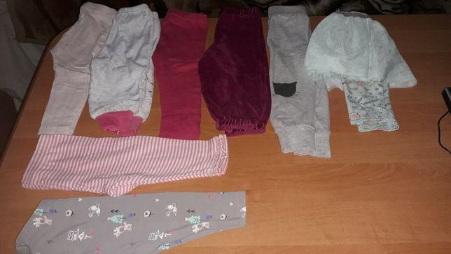 Spodnie I leginsy 74-80