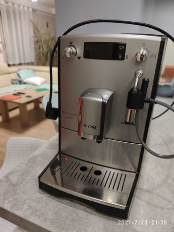 Ekspres ciśnieniowy Nivona CafeRomatica 656