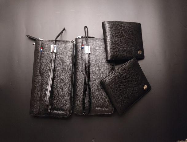 АКЦИЯ!!! Мужской кожаный клатч,кошелек от отличного бренда Bison