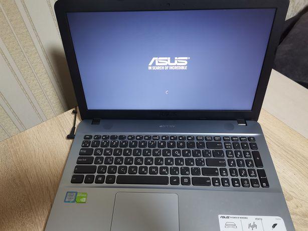 """Ноутбук Asus X541U, 15.6"""", i3-6006U, 4GB, 500GB, nVidia GeForce"""
