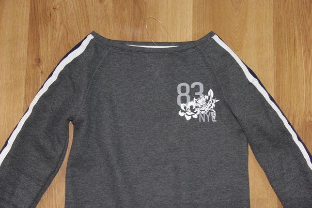 szara bluzka sukienka bluza xs s 36 34 bizuu monnari liu jo levis kors