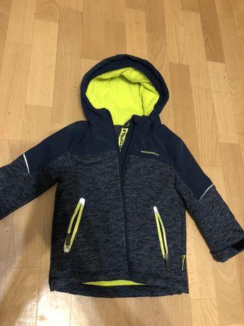 Офигенная зимняя куртка!!! 98 см