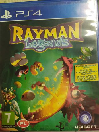 Rayman Legends na PS4