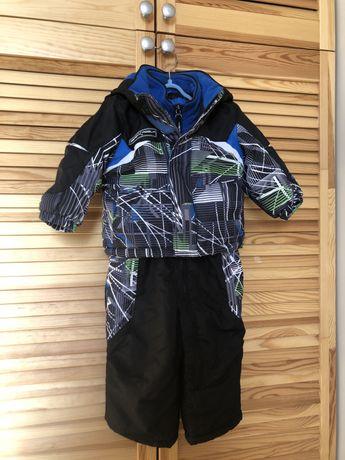 Зимовий комплект (куртка та напівкомбінезон) 12 міс.