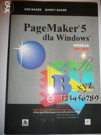 Page Marker 5 dla Windows wersja polska - Kim Baker, Sunny Baker