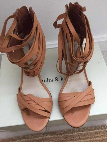 Sandálias  originais tamanho 37 Bimba y Lola como novas