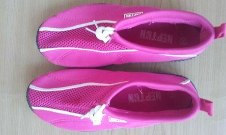 Buty do wody 38 dziewczęce NEPTUN