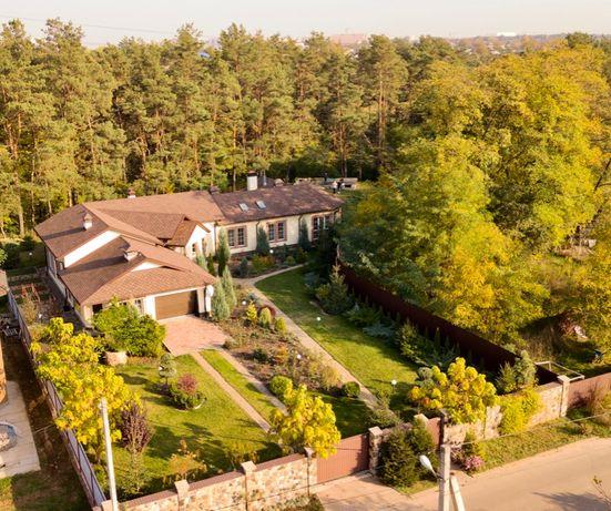 Дом возле леса 350м2 , Крюковщина , Гатне , Вишневе