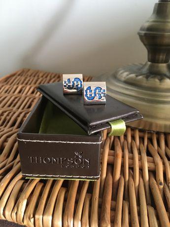 Новые запонки с долларом Thompson London