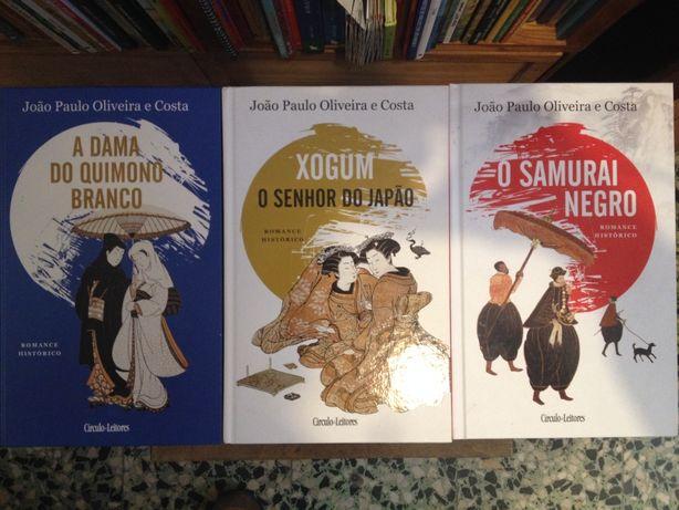 João Paulo Oliveira e Costa - O Samurai negro