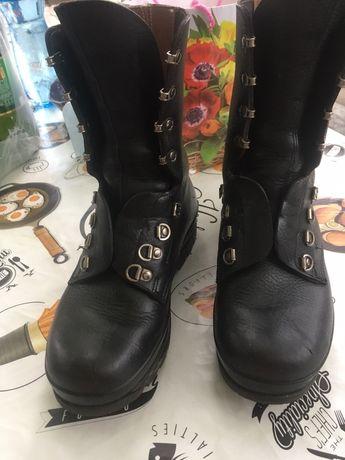 Ботинки Ammann натуральная кожа