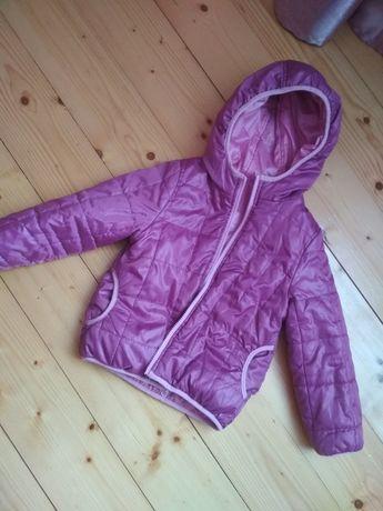 Куртка для дівчинки 4-5років