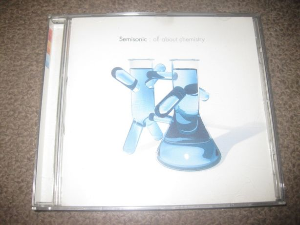 "CD Semisonic ""All About Chemistry"" Portes Grátis!"