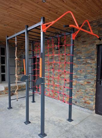 SIŁOWNIA OGRODOWA street workout fitness PRODUCENT na zamówienie