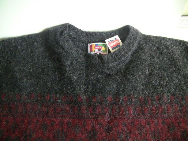 Новый мужской свитер LEVI'S размер М