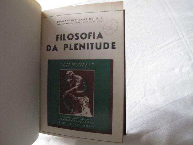 Filosofia da Plenitude – Diamantino Martins