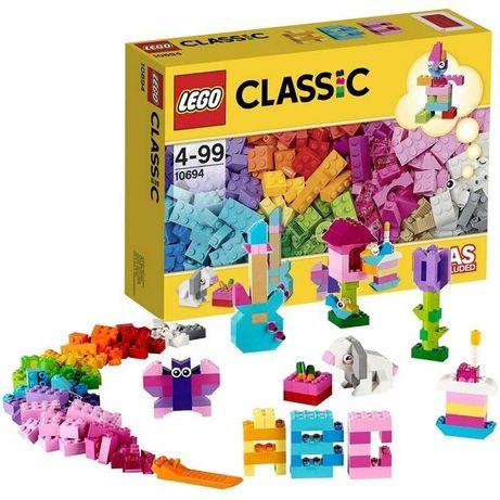 Конструктор оригинал 303 детали Lego Classic 10694