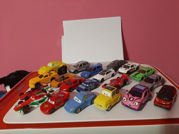 Samochodziki 20 sztuk