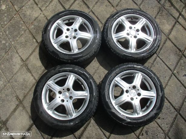 4 Jantes 14 Momo VW Volkswagen Seat Honda com pneus
