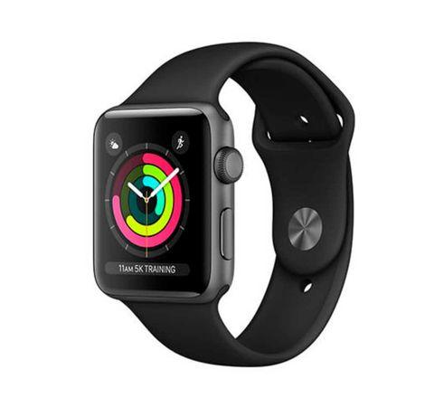 Apple Watch Series 3 (GPS) 42mm Space Gray Aluminium Case