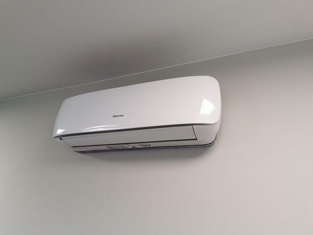 Klimatyzator klimatyzacja 2,5kW z montażem klimatyzacja Midea CH