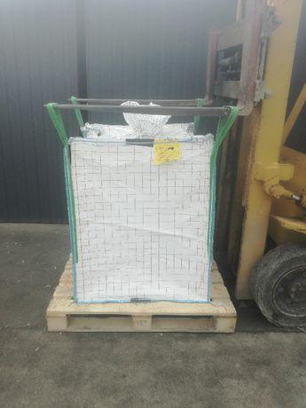 Worki Big Bag Używane rozmiar 90/90/125cm Do złomu metali kolorowych