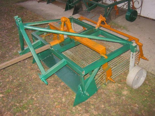 Картофелекопалка грохотная вибрационнaя Картоплекопалка на два ряда