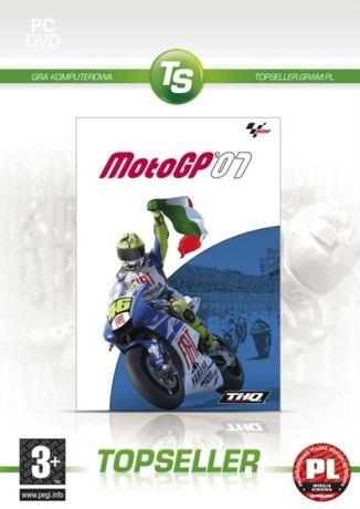 gra sportowa MotoGP PC
