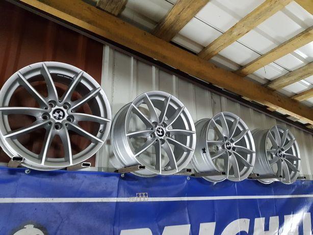Felgi Aluminiowe BMW X4- G01-G02 R18 5x112 ET22 7J+Czujniki Ciśnienia