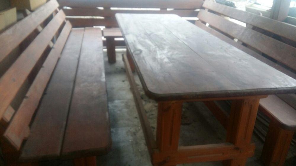 Стол лавки кресла для сада терассы бани сауны Софиевская Борщаговка - изображение 1