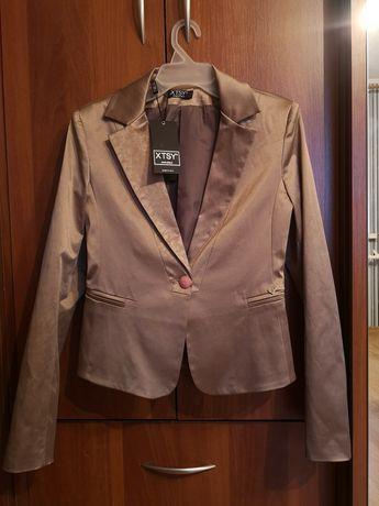 Пиджак жакет женский нарядный Италия