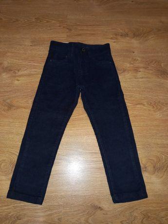 Штаны на мальчика вельветовые 104 размер бренд OVS