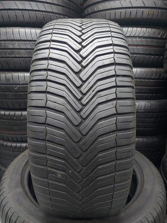Opony używane 2x 225/45R17 Michelin CrossClimate Wielosezonowe