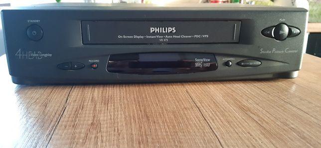 Magnetowid Phillips VR 475