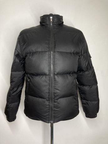 Крутая куртка пуховик Moncler размера М 48-50