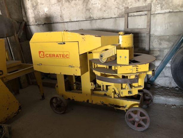 Обладнання для виробництва цегли CERATEK