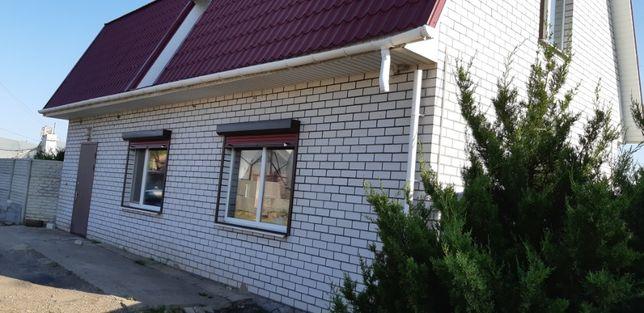 Продам дом в Борках с теплицей